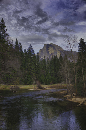 Yosemite - Sentinal Bridge HDR